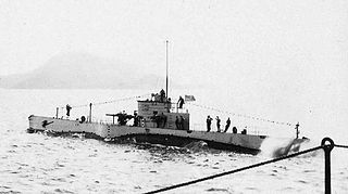 USS <i>S-18</i> (SS-123) 1920 S-class submarine of the United States Navy