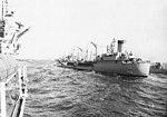 USS Severn (AO-61) refuels USS FD Roosevelt (CVA-42) in 1970.jpg