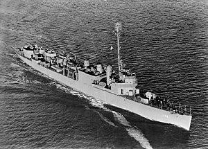 USS Tarbell (DD-142) - USS Tarbell (DD-142)