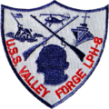 USS Valley Forge (LPH-8) patch 1961.png