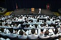 US Navy 060517-N-2383B-185 Chief of Naval Operations (CNO) Adm. Mike Mullen speaks to the graduating class of Midshipmen at the U.S. Naval Academy's Alumni Hall.jpg