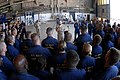 US Navy 070509-N-0696M-040 Chief of Naval Operations (CNO) Adm. Mike Mullen visits Sailors assigned to the Blue Angels at Naval Air Station Pensacola, Fla.jpg