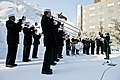 US Navy 120206-N-CZ945-041 The U.S. 7th Fleet Band performs at the 63rd Sapporo Snow Festival.jpg