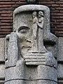 Uitbreiding stadhuis Amsterdam, Oudezijds Voorburgwal 197-199 foto 4.JPG