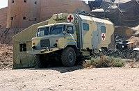 Ukranian ambulance in Iraq.JPEG