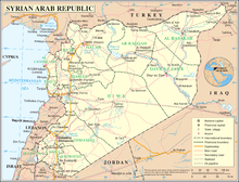 Outline of Syria Wikipedia