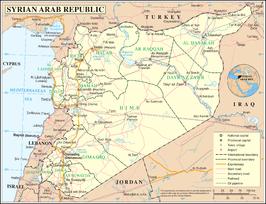 Syrië - Wikipedia