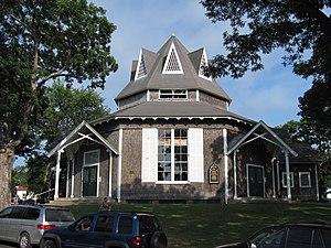 Union Chapel (Oak Bluffs, Massachusetts) - Union Chapel