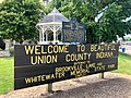 Union County Welcome Sign, Liberty, IN (48491161782).jpg