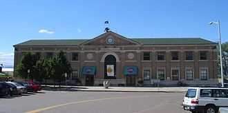 Ethan Allen Express - Union Station in Burlington, Vermont will be the northern terminus of the Ethan Allen Express beginning around 2018