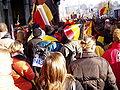 United Belgium Brussels demonstration 20071118 DMisson 00055 Belliard street.jpg