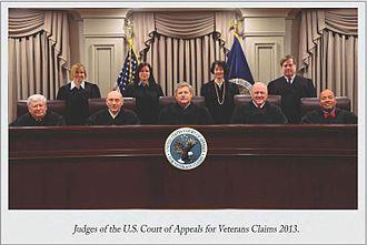 United States Court of Appeals for Veterans Claims - United States Court of Appeals for Veterans Claims in 2013