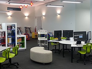 Upper Coomera, Queensland - Upper Coomera Library