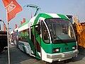 Uralvagonzavod tram at Innoprom.jpg