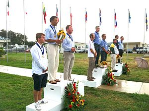 World Gliding Championships - Uvalde 2012 award ceremony
