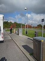 VerEntsorgung vorbildlich an Dänischen Autobahnraststellen