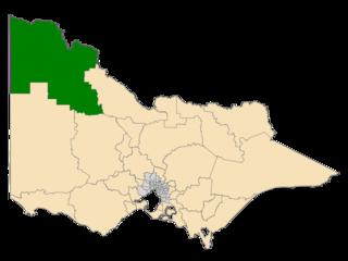 Electoral district of Mildura