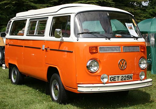 VW Type 2 (camper)