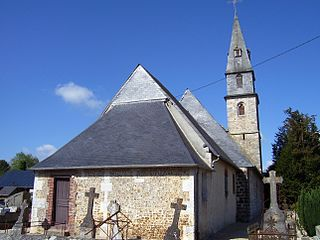 Valailles Commune in Normandy, France