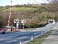 Vale of Rheidol Railway level crossing at Glanyrafon - geograph.org.uk - 683498.jpg