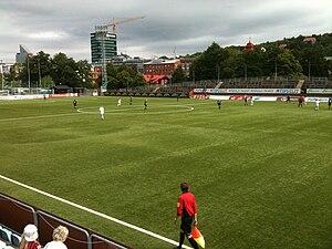 Valhalla IP - Footballmatch at Valhalla IP.