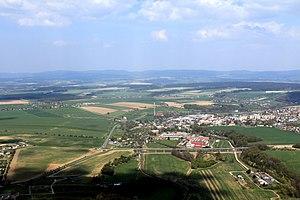 Vamberk - Aerial View