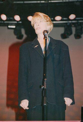 Vanessa Redgrave - Redgrave in 1994.