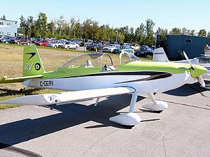 Van's Aircraft RV-8 - Wikipedia