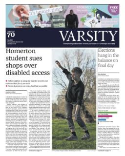 <i>Varsity</i> (Cambridge)