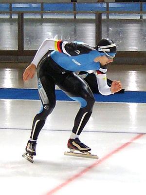 Speed skating - Individual start