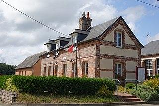Ventes-Saint-Rémy Commune in Normandy, France
