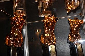 Venus Award - Venus Award trophies