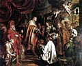Verhaghen Saint Stephen receives the Pope's envoys 1700.jpg