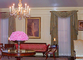 Vermeil Room room in the White House