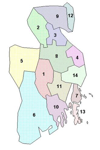 Vestfold - Vestfold Municipalities