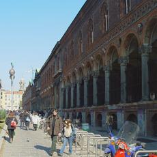 Sede dell'Università degli studi di Milano in via Festa del Perdono