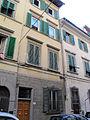 Via de' pilastri 8, Casa del Conservatorio di Sant'Ambrogio.JPG