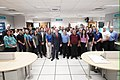 Vice President Mike Pence tours the National Hurricane Center in Miami (48135389896).jpg