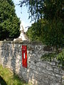 Victorian post box in Mamhilad - geograph.org.uk - 817856.jpg