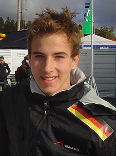 Christian Vietoris German racing driver