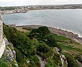 View down from the Castle, St Michael's Mount - geograph.org.uk - 231924.jpg