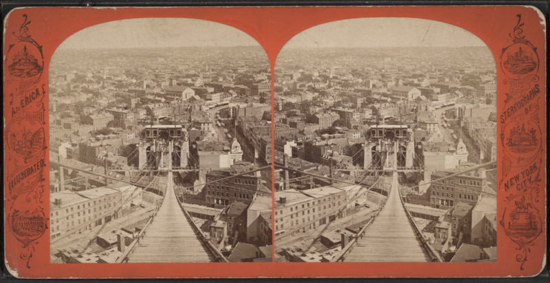 File:View from Brooklyn Bridge tower, from Robert N. Dennis collection of stereoscopic views.png