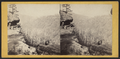 View from the top of Kauterskill Fall, looking down the Glen, by E. & H.T. Anthony (Firm) 3.png