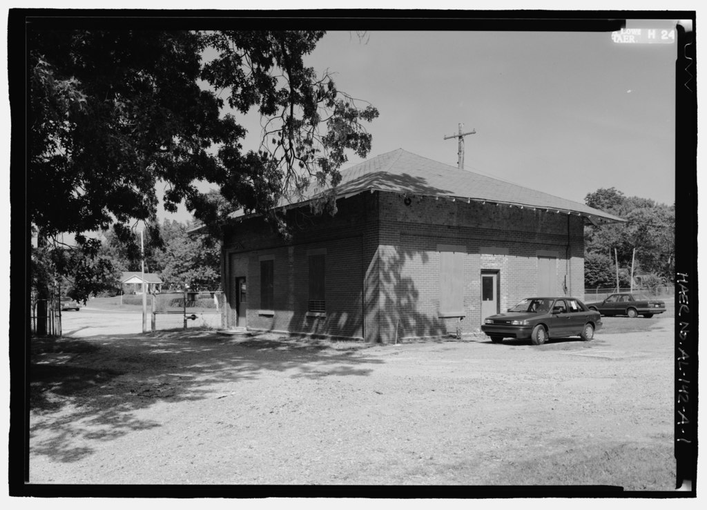 File view of lowe mill paymaster 39 s office looking northeast lowe mill paymaster 39 s office - Lowes huntsville al ...