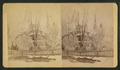 View of a Biddeford church in winter, by Sawtelle, E. E. (Edward E.).png