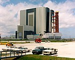 View of the Apollo 11 rollout.jpg