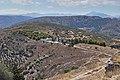 View of the Monastery of Saint Anargyroi from Larissa Castle (Argos) on September 5, 2020.jpg
