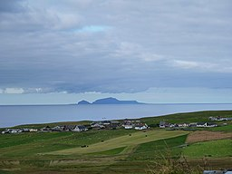 View over Bigton to Foula (geograph 2770608).jpg