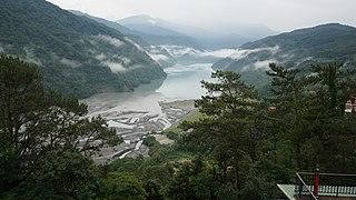 Wushe Dam