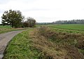 View south-east along Zig Zag Lane - geograph.org.uk - 1570487.jpg